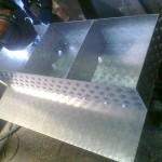 Изготовление топливного бака по черчежу