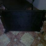 Изготовленный радиатор на Ягуар по образцу