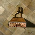 Радиатор отопителя салона после шамполения