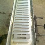 Радиатор после шамполения