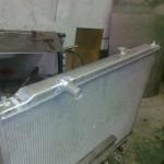 Радиатор с алюминиевым бачком Honda