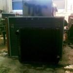 1 Радиатор Камаза 2 Радиатор теплообменника