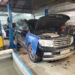 Замена тех. жидкостей Toyota TLC-200