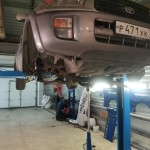 Ремонт подвески Toyota rav 4